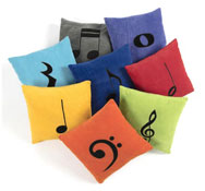 Cojines musicales