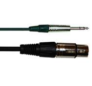 Cable de microfono 5 metros
