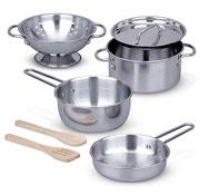 Set de cocina deluxe 8 piezas