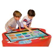 Mesa táctil para educación infantil