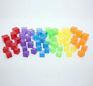 Cubos traslúcidos 54