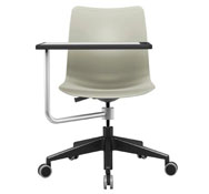 Academic chair with shovel
