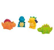 Dinosauros muñecos de goma 4