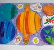 Los planetas transparentes