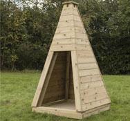 Tipi de madera para exterior