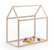 Casita y espacio de juegos Montessori