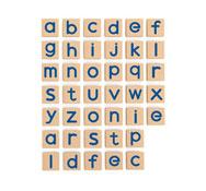 Abecedario magnètico las Letras minúsculas lote 40 piezas