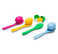 El juego de las cucharas 4 unidades