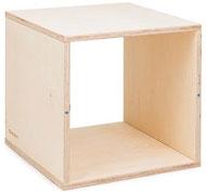Cubo 40x40x40 abierto 2 caras
