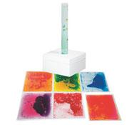 Kit de columna sensorial + losetas sensoriles