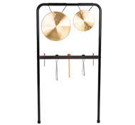 Bastidor musical a gongs