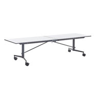 Alpine Table 240 x 70 Height 590