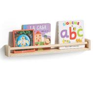 Estante Libros Montessori