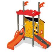 Minicastillo 1 torre mnfo1000