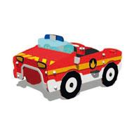 Coche bomberos citycar3