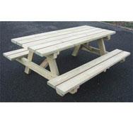 Mesa de picnic para niños tpe36