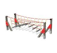 Puente de cuerda platt