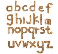 Alfabeto para tejer Pack de 26 unidades