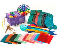 Kit para días de viento «grab & go» Pack de 24 unidades