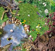 Alfombrilla mundo activo -  insectos Pack 1 unidad
