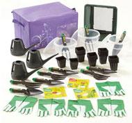 Kit para jóvenes jardineros «grab & go» Pack de 62 unidades