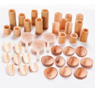 Conjunto de medición natural set de 40 piezas