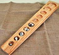 Bandeja de clasificación de madera ascendente la unidad