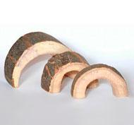 Arcos de tronco las cuevas set de 3 piezas