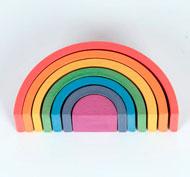 Arcos de arcoíris arquitecto Set de 7 piezas
