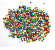 Lentejuelas las estrellas unos 10000