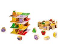La torre de frutas el conjunto