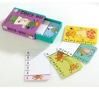 Juego de cartas bata-waf el juego