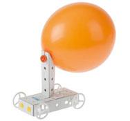 Plus line - vehículo con globo hinchable