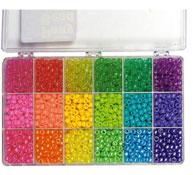 Cofre de perlas cilíndricas unos 2500