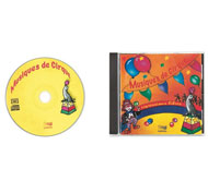 Cd músicas circo la unidad