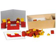 Construcción tridimensional el conjunto