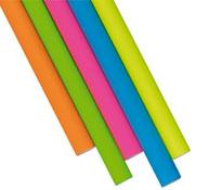Carteles fluorescentes 90 gr los 10