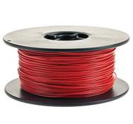Cable múltiples hebras, 0,14/1,1 mm2, rojo, 100 m