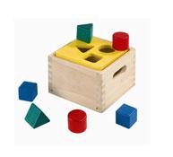 Caja de formas básica el conjunto