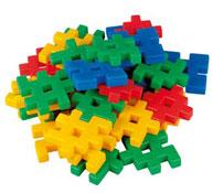 Bloques de contrucción bloques grandes lote de 30