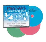 3 cd de música para relajarse los 3