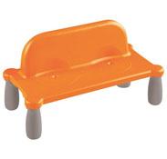 Banqueta camaleón t1 - altura del asiento 25 cm la unidad