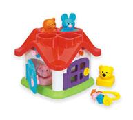 La casa de las formas y de los colores el conjunto