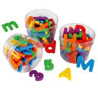 Maxi lote  los numeros y las letras grandes el conjunto