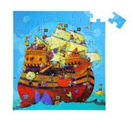 Puzzle aventura imaginaria el barco de barbaroja la unidad