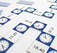 Dominos de tiempo de 12 a 24 horas el juego