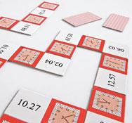 Dominos de tiempo de 0 a 12 horas el juego