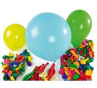 Maxi lote de globos los 174