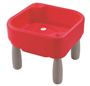 Mesa de actividades pequeña para agua y arena altura total: 56 cm el conjunto