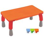 Mesa camaleón rectangular la unidad